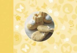 Baby Boasting Book (Yellow) - Cico Books