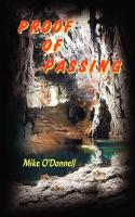Proof of Passing - O'Donnell, Mike