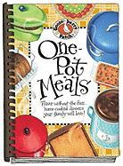 One-Pot Meals: Flavor Without the Fuss... Home-Cooked Dinners Your Family Will Love!
