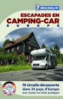 Escapades en Camping -car Europe 2011 (Camping Führer (Hotel&R.))