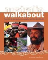australia walkabout: Reiseführer für das Australien der Aborigines und Torres Strait Islander