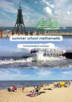summer school mathematik