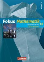 Fokus Mathematik - Gymnasium - Ausgabe N: 10. Schuljahr: Einführungsphase - Schülerbuch