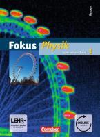 Fokus Physik - Gymnasium Hessen: Band 1 - Schülerbuch mit Online-Anbindung
