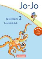 Jo-Jo Sprachbuch - Allgemeine Ausgabe 2011: 2. Schuljahr - Sprachförderheft