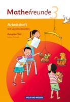 Mathefreunde - Ausgabe Süd 2010 (Sachsen, Thüringen) - 3. Schuljahr