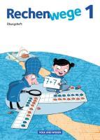 Rechenwege - Nord/Süd - Aktuelle Ausgabe - 1. Schuljahr