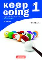 Keep Going - Fourth Edition - Rheinland-Pfalz: A2: Band 1 - Workbook