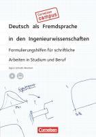 Cornelsen Campus - Deutsch als Fremdsprache - Deutsch als Fremdsprache in den Ingenieurwissenschaften