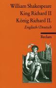 King Richard II / König Richard II.