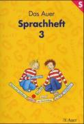 Das Auer Sprachheft: Das Auer Sprachbuch, Ausgabe Bayern, neue Rechtschreibung, Sprachheft
