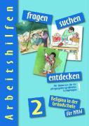 fragen - suchen - entdecken. Religion in der Grundschule / Religion in der Grundschule. Ausgabe für Nordrhein-Westfalen: 2. Jahrgangsstufe. Arbeitshilfen