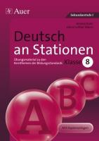 Deutsch an Stationen 8