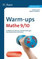 Warm-ups Mathe 9/10