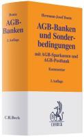 AGB-Banken und Sonderbedingungen