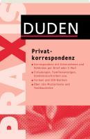 Duden Praxis – Privatkorresponden