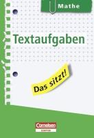 Das sitzt! Mathe. Textaufgaben: Heft im Hosentaschenformat