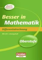 Besser in Mathematik - Oberstufe