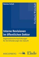 Interne Revision im öffentlichen Sektor
