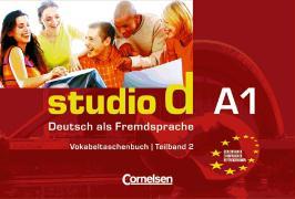 studio d. Teilband 2 des Gesamtbandes 1 Vokabeltaschenbuch