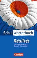 Cornelsen Schulwörterbuch - Réalités - Aktuelle Ausgabe / Französisch-Deutsch/Deutsch-Französisch