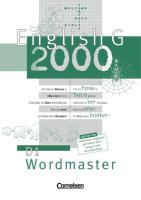 English G 2000. Ausgabe D 1. Wordmaster. Vokabellernbuch.