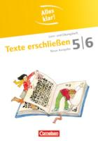 Alles klar! Deutsch. Sekundarstufe I 5./6. Schuljahr. Texte erschließen: Lern- und Übungsheft mit beigelegtem Lösungsheft
