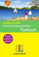 Langenscheidt Universal-Sprachführer Türkisch: Der handliche Reisewortschatz