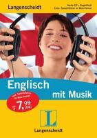 Langenscheidt Englisch mit Musik. Audio-CD mit Begleitheft
