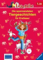 Die spannendsten Tiergeschichten für Erstleser (Leserabe - Sonderausgaben)