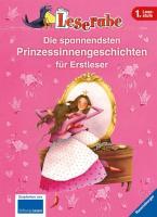 Die spannendsten Prinzessinnengeschichten für Erstleser (Leserabe - Sonderausgaben)