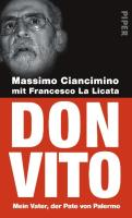 Don Vito: Mein Vater, der Pate von Palermo