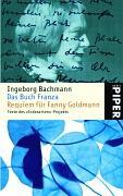Das Buch Franza ? Requiem für Fanny Goldmann