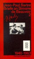 Briefe an Simone de Beauvoir und andere