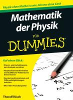 Mathematik der Physik fur Dummies (Für Dummies)