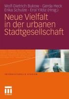 Neue Vielfalt In Der Urbanen Stadtgesellschaft