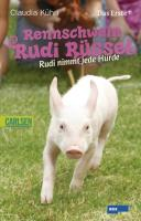 Rennschwein Rudi Rüssel, Band 2: Rennschwein Rudi Rüssel - Rudi nimmt jede Hürde