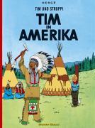 Tim und Struppi 2: Tim in Amerika. Kindercomic ab 8 Jahren. Ideal für Leseanfänger: Comic-Klassiker
