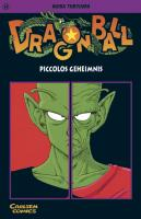 Dragon Ball, Bd.14, Piccolos Geheimnis