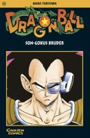 Dragon Ball, Bd.17, Son-Gokus Bruder