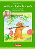 Sprachförderung mit Wolle: Wolle, der kleine Braunbär: Ein Mitmachbuch - 2-4 Jahre. Buch