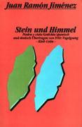 Stein und Himmel: Piedra y cielo. Gedichte spanisch und deutsch