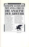Die Analyse der Abwehr: (Standardwerke der Psychoanalyse)