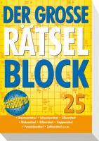 Der große Rätselblock 25