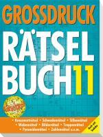 Großdruck-Rätselbuch 11