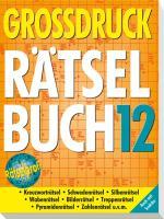 Großdruck-Rätselbuch 12