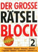 Der grosse Rätselblock 2