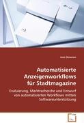 Automatisierte Anzeigenworkflows für Stadtmagazine - Simonen Jussi