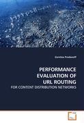 PERFORMANCE EVALUATION OF URL ROUTING - Prodanoff, Zornitza