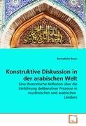 Konstruktive Diskussion in der arabischen Welt